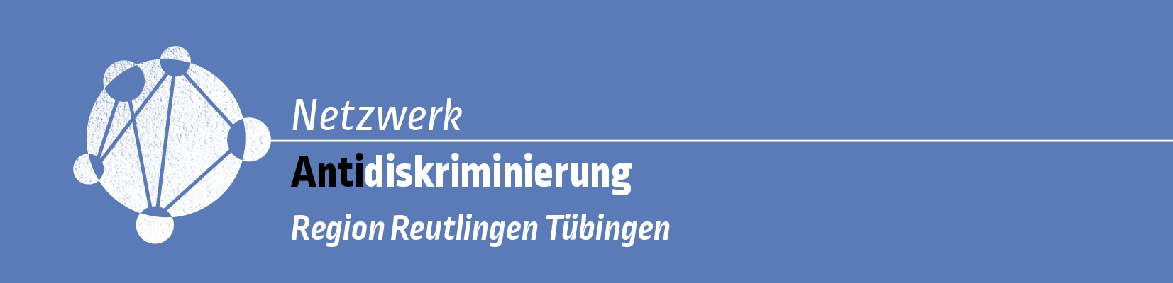Logo des Netzwerks Antidiskriminierung e.V.